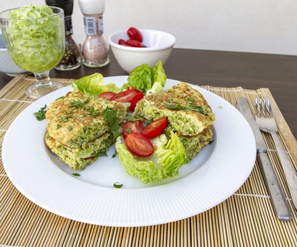 Jak připravit bylinkovou omeletu