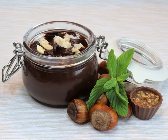 Oříškovo-čokoládový krém 100 g, 1 kus